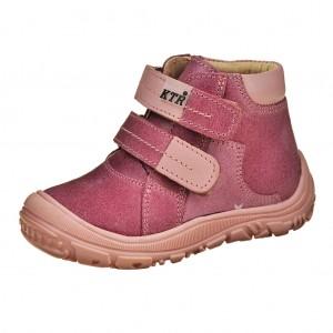 Dětská obuv KTR 162/2BA   /růžová - X...SLEVY  SLEVY  SLEVY...X