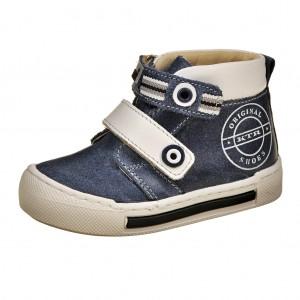 Dětská obuv KTR 166BA  /modrá - Boty a dětská obuv