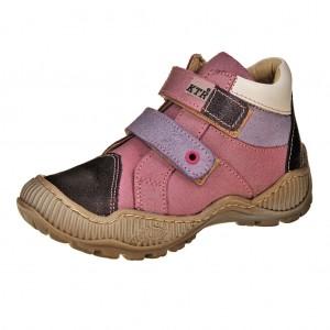 Dětská obuv KTR 173   /fialová - Boty a dětská obuv