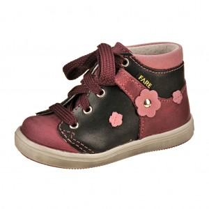 Dětská obuv FARE 2126193  /vínová -