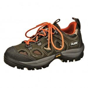Dětská obuv OLANG Montana-kid Tex   /muschio -  Do hor nebo nížin