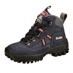 Dětská obuv OLANG Cortina-Kid.tex   /Blu -  Do hor nebo nížin