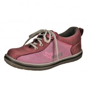 d8c134409fb Dětská obuv FARE 816153 polobotky růžové - Celoroční