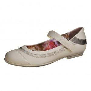 Dětská obuv s'Oliver white/silver - Boty a dětská obuv
