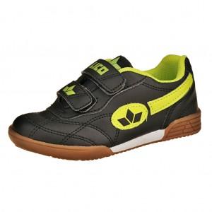 Dětská obuv LICO Bernie V   /schwarz/lemon - X...SLEVY  SLEVY  SLEVY...X
