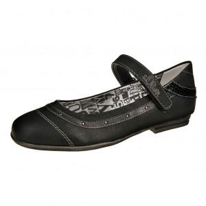 Dětská obuv s'Oliver white/black - Boty a dětská obuv