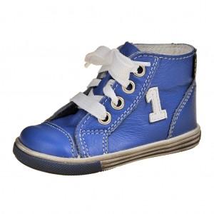 Dětská obuv FARE 2151104  /bílé/modré -  První krůčky