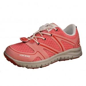 Dětská obuv VIKING Valhall II /dark pink/coral -