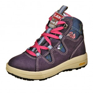 Dětská obuv OLANG Rosa-Kid.tex   /viola -  Do hor nebo nížin