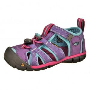 Dětská obuv KEEN Seacamp   /purple heart/very berry -