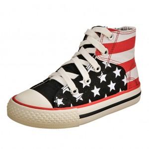 Dětská obuv Ciciban Canvas Flag -  Sportovní