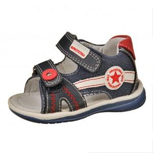 Dětská obuv Protetika ELTON  navy     - Sandály 94117c6c98