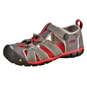 Dětská obuv KEEN Seacamp  magnet racing red - X...SLEVY SLEVY c9fcbf86bd