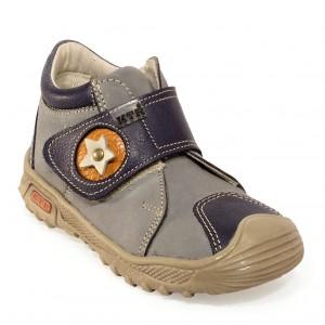 Dětská obuv KTR 152   /modrá -  Celoroční