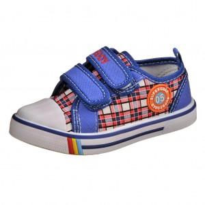 Dětská obuv Plátěnky PEDDY  /royal blue -
