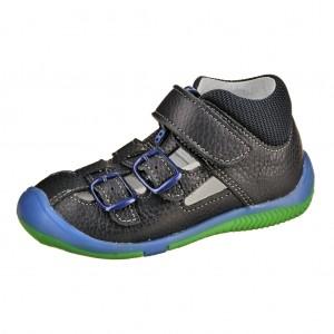 Dětská obuv DPK sandály K51034  /modré -