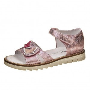 Dětská obuv Ciciban Janet rosa -  Sandály