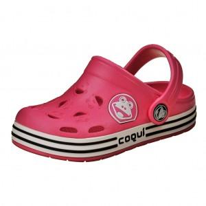 Dětská obuv Coqui   /růžové -  Sandály