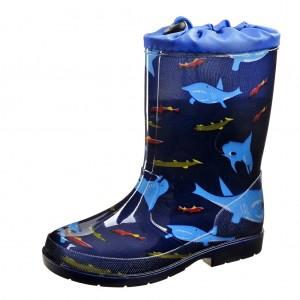 Dětská obuv Gumovky ryby -