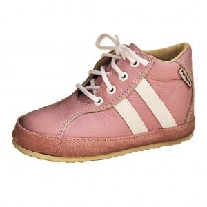Dětská obuv Capáčky PEGRES 1090 /růžové -  První krůčky