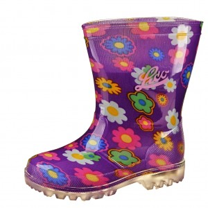 Dětská obuv Gumovky LICO Powerlight -