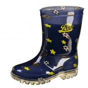 Dětská obuv Gumovky LICO Powerlight /blau - Boty a dětská obuv