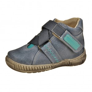 Dětská obuv Pegres 1402 (SZ)    /modrá -