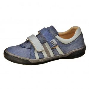 Dětská obuv KTR 221BA  /modrá - Boty a dětská obuv