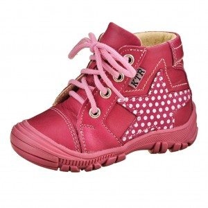 Dětská obuv KTR 169/S  /fuxia - Boty a dětská obuv