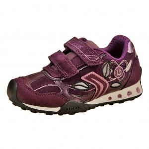 Dětská obuv GEOX J.N. Jocker G.C.  /prune -  Sportovní