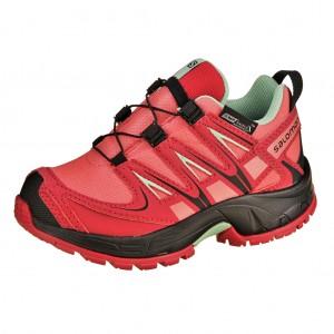 Dětská obuv Salomon XA Pro 3D   /pink -  Sportovní