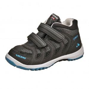 Dětská obuv VIKING Cascade MID GTX   /blk/charcoal -  Sportovní