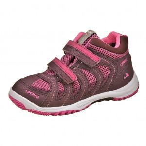 Dětská obuv VIKING Cascade MID GTX   /plum -  Sportovní