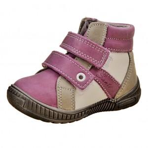 Dětská obuv Santé LONDON  /fialová - Boty a dětská obuv
