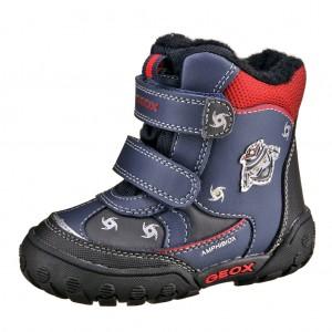 Dětská obuv GEOX B Gulp   /navy/red - X...SLEVY  SLEVY  SLEVY...X
