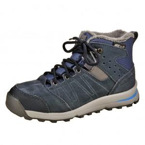 Dětská obuv Salomon UTILITY /blue - Boty a dětská obuv