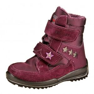 Dětská obuv Ricosta Sakura  /merlot -
