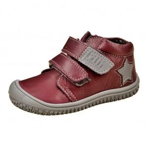 Dětská obuv Filii barefoot berry -  První krůčky