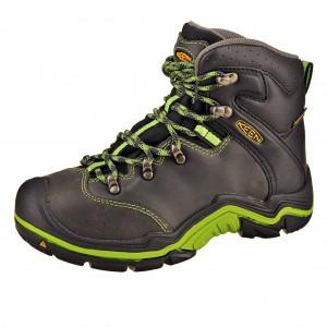 Dětská obuv KEEN Torino MID WP   /magnet/jasmine green -  Do hor nebo nížin