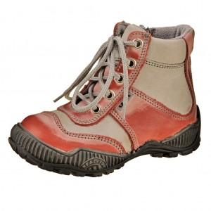 Dětská obuv Santé TOP 1  /červená -