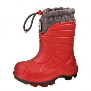 Dětská obuv Viking Extreme  /red/grey -  Zimní
