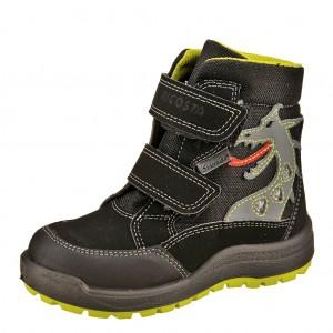 Dětská obuv Ricosta Grisu  /schwarz -  Zimní