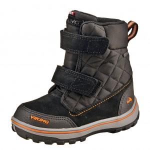 Dětská obuv VIKING Tana 2 GTX   /blk/orange -