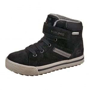 Dětská obuv VIKING Eagle III GTX   /black/grey -