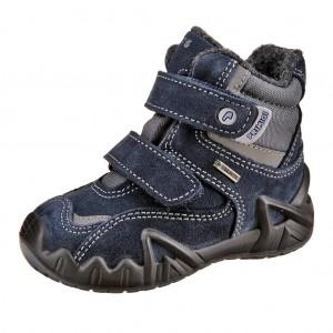 Dětská obuv Primigi Wicky GTX  /navy -  Zimní