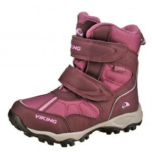 Dětská obuv VIKING Bluster II GTX   /aubergine/plum -