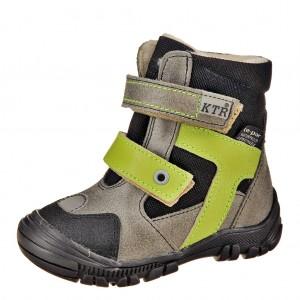 Dětská obuv KTR 315/1/T   /zel. - Boty a dětská obuv