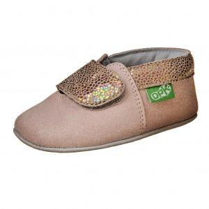 Dětská obuv Capáčky DPK  /růžové -  První krůčky