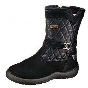 Dětská obuv KTR Melania  /black - Boty a dětská obuv