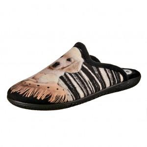 """Dětská obuv Santé Pantofle """"pes"""" -"""